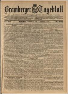 Bromberger Tageblatt. J. 29, 1905, nr 258