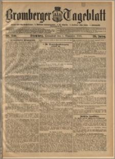 Bromberger Tageblatt. J. 29, 1905, nr 260
