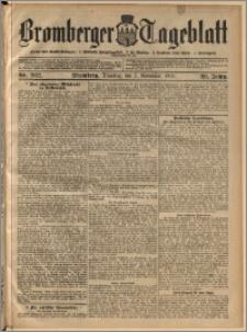 Bromberger Tageblatt. J. 29, 1905, nr 262