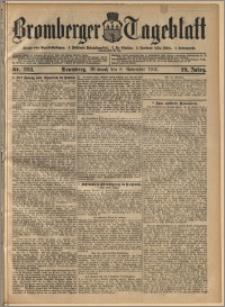 Bromberger Tageblatt. J. 29, 1905, nr 263
