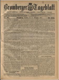Bromberger Tageblatt. J. 29, 1905, nr 267