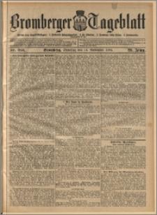Bromberger Tageblatt. J. 29, 1905, nr 268
