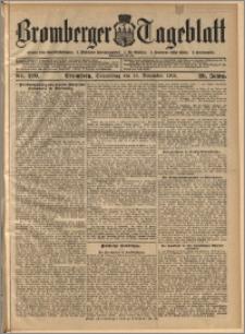Bromberger Tageblatt. J. 29, 1905, nr 270