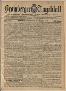 Bromberger Tageblatt. J. 29, 1905, nr 272