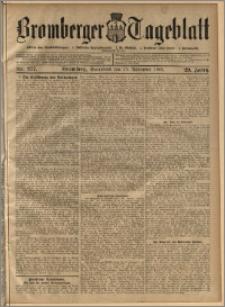 Bromberger Tageblatt. J. 29, 1905, nr 277