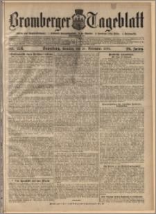 Bromberger Tageblatt. J. 29, 1905, nr 278