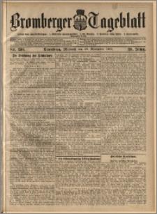 Bromberger Tageblatt. J. 29, 1905, nr 280