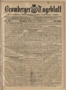 Bromberger Tageblatt. J. 29, 1905, nr 282
