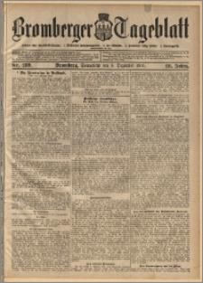 Bromberger Tageblatt. J. 29, 1905, nr 289