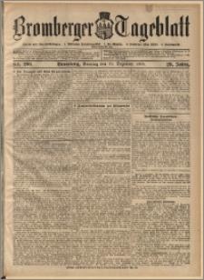 Bromberger Tageblatt. J. 29, 1905, nr 290