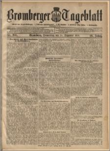Bromberger Tageblatt. J. 29, 1905, nr 293