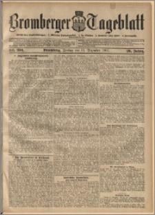 Bromberger Tageblatt. J. 29, 1905, nr 294