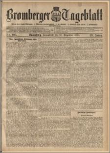 Bromberger Tageblatt. J. 29, 1905, nr 295