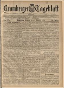 Bromberger Tageblatt. J. 29, 1905, nr 297