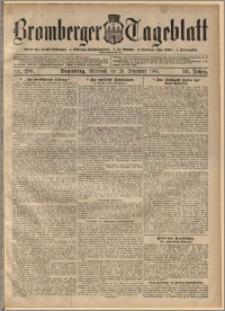Bromberger Tageblatt. J. 29, 1905, nr 298