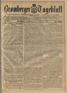 Bromberger Tageblatt. J. 29, 1905, nr 299