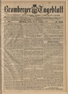 Bromberger Tageblatt. J. 29, 1905, nr 300