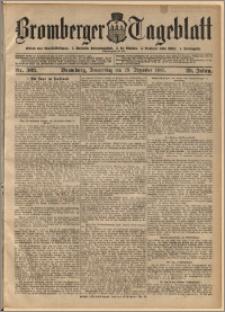 Bromberger Tageblatt. J. 29, 1905, nr 303