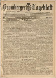 Bromberger Tageblatt. J. 29, 1905, nr 242