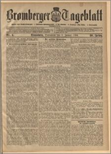 Bromberger Tageblatt. J. 30, 1906, nr 4