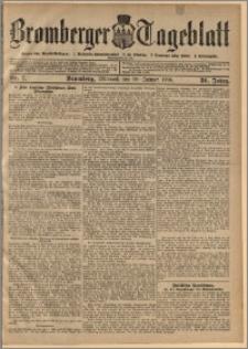 Bromberger Tageblatt. J. 30, 1906, nr 7