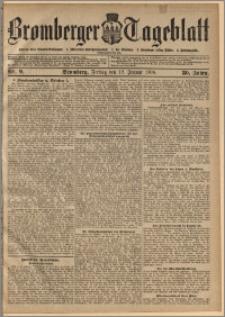Bromberger Tageblatt. J. 30, 1906, nr 9
