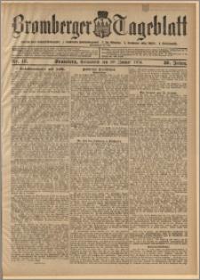 Bromberger Tageblatt. J. 30, 1906, nr 16