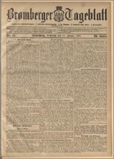Bromberger Tageblatt. J. 30, 1906, nr 19