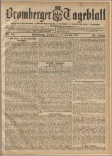Bromberger Tageblatt. J. 30, 1906, nr 21