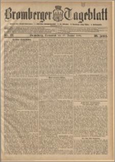 Bromberger Tageblatt. J. 30, 1906, nr 22