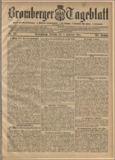 Bromberger Tageblatt. J. 30, 1906, nr 27