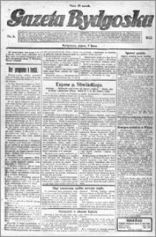 Gazeta Bydgoska 1922.07.07 R.1 nr 5