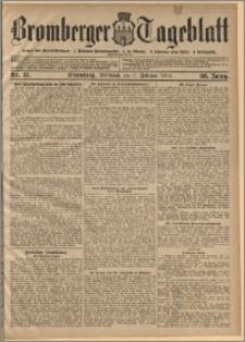 Bromberger Tageblatt. J. 30, 1906, nr 31