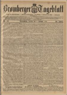 Bromberger Tageblatt. J. 30, 1906, nr 33
