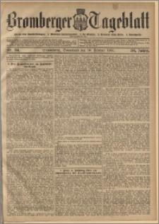 Bromberger Tageblatt. J. 30, 1906, nr 34