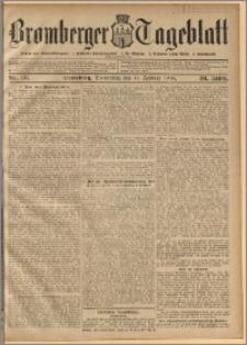 Bromberger Tageblatt. J. 30, 1906, nr 38