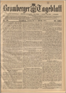 Bromberger Tageblatt. J. 30, 1906, nr 39