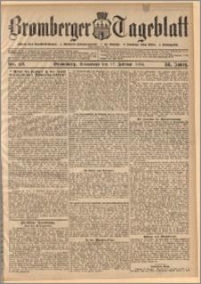 Bromberger Tageblatt. J. 30, 1906, nr 40