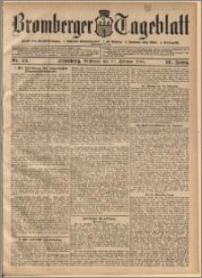Bromberger Tageblatt. J. 30, 1906, nr 43