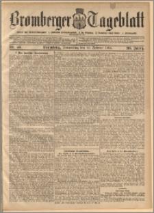 Bromberger Tageblatt. J. 30, 1906, nr 44