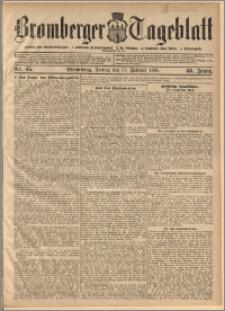 Bromberger Tageblatt. J. 30, 1906, nr 45