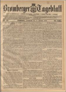 Bromberger Tageblatt. J. 30, 1906, nr 46