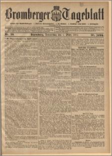 Bromberger Tageblatt. J. 30, 1906, nr 50