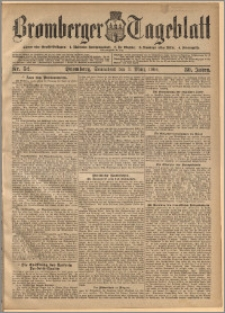 Bromberger Tageblatt. J. 30, 1906, nr 52