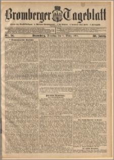 Bromberger Tageblatt. J. 30, 1906, nr 54