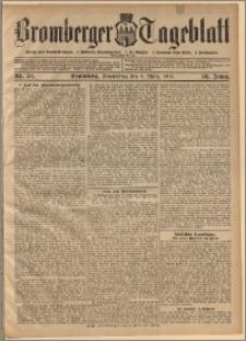 Bromberger Tageblatt. J. 30, 1906, nr 56