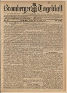 Bromberger Tageblatt. J. 30, 1906, nr 57