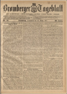 Bromberger Tageblatt. J. 30, 1906, nr 58