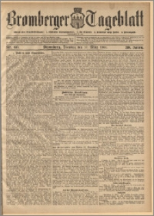 Bromberger Tageblatt. J. 30, 1906, nr 60
