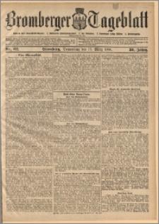 Bromberger Tageblatt. J. 30, 1906, nr 62